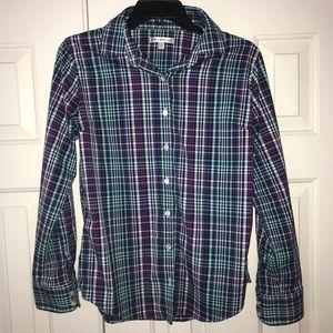 EUC Peter Millar Button Down Shirt Size M.